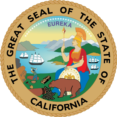 logo of State of California