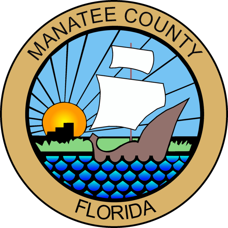 logo of County of Manatee