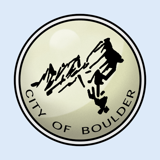 logo of City of Boulder