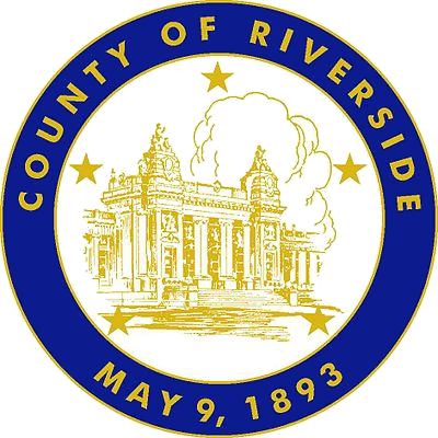 logo of County of Riverside