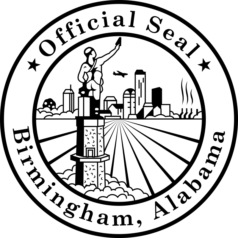 logo of City of Birmingham
