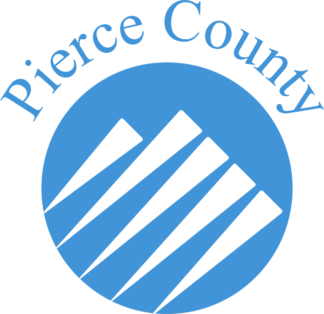 logo of County of Pierce