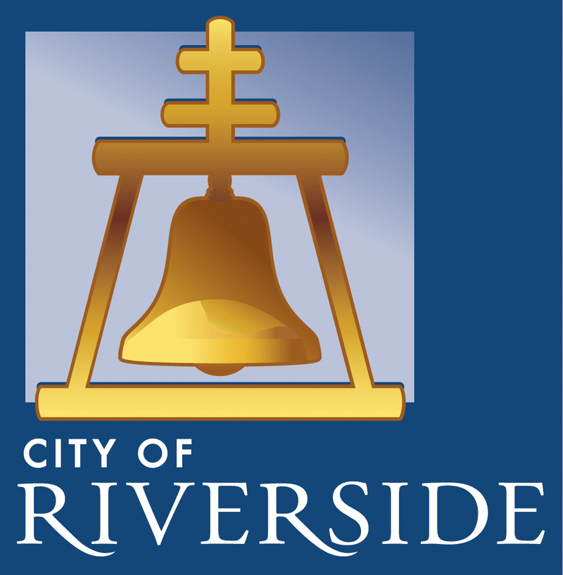 logo of City of Riverside