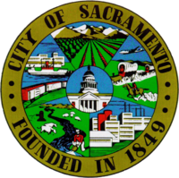 logo of City of Sacramento