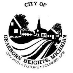 logo of City of Dearborn Heights