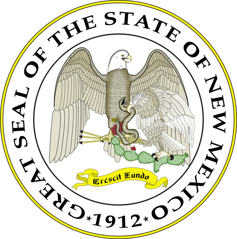 logo of State of New Mexico