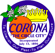 logo of City of Corona