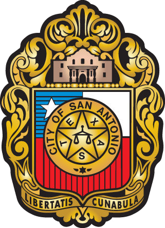 logo of City of San Antonio