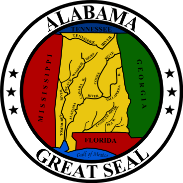 logo of State of Alabama