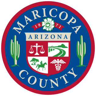 logo of County of Maricopa