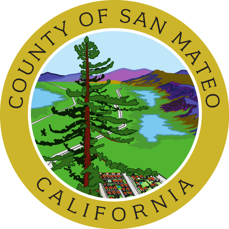 logo of County of San Mateo