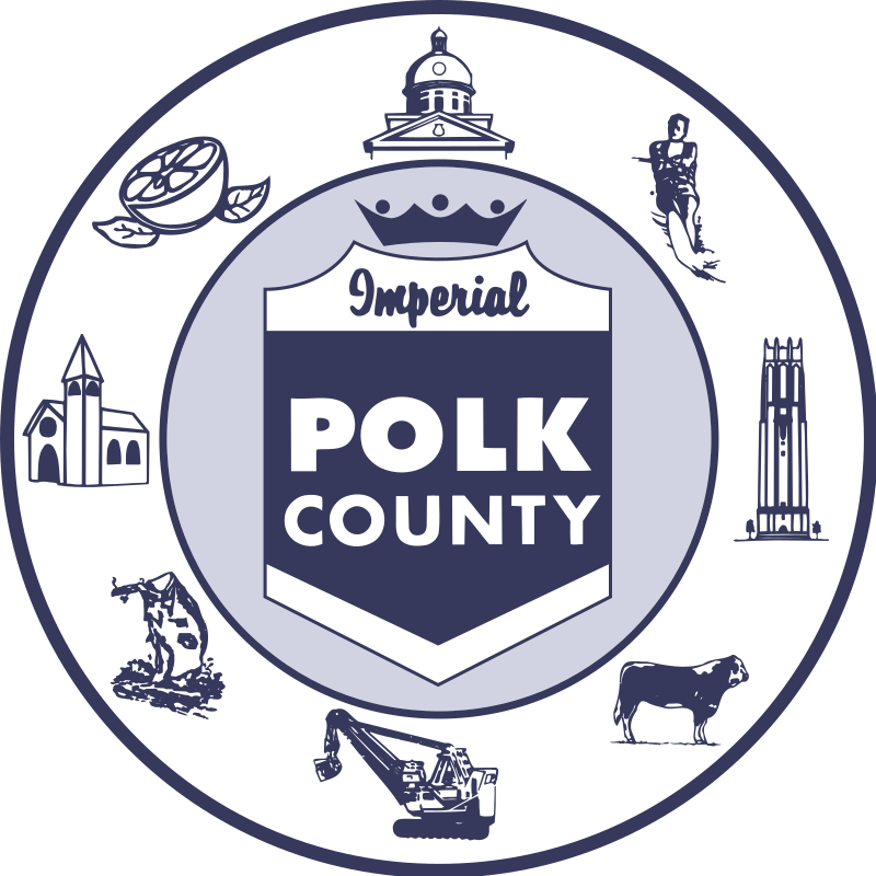 logo of County of Polk