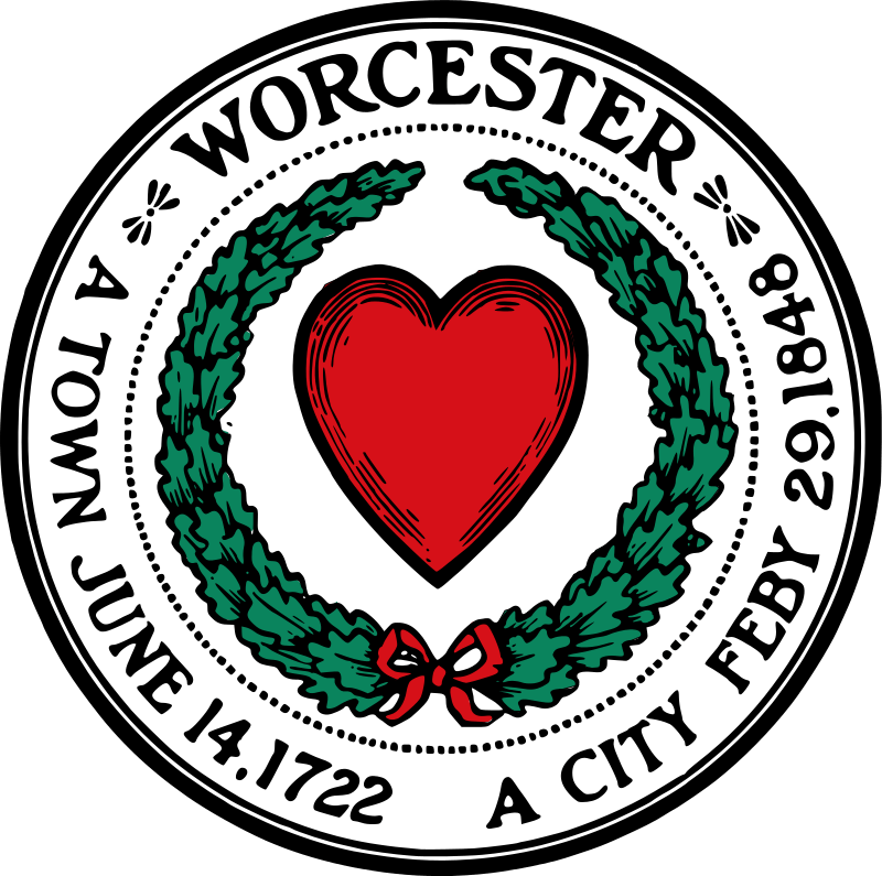 logo of City of Worcester